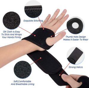 Future Way Adjustable Wrist Brace