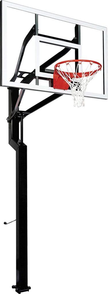 Goalsetter All-Star In Ground Adjustable Basketball System