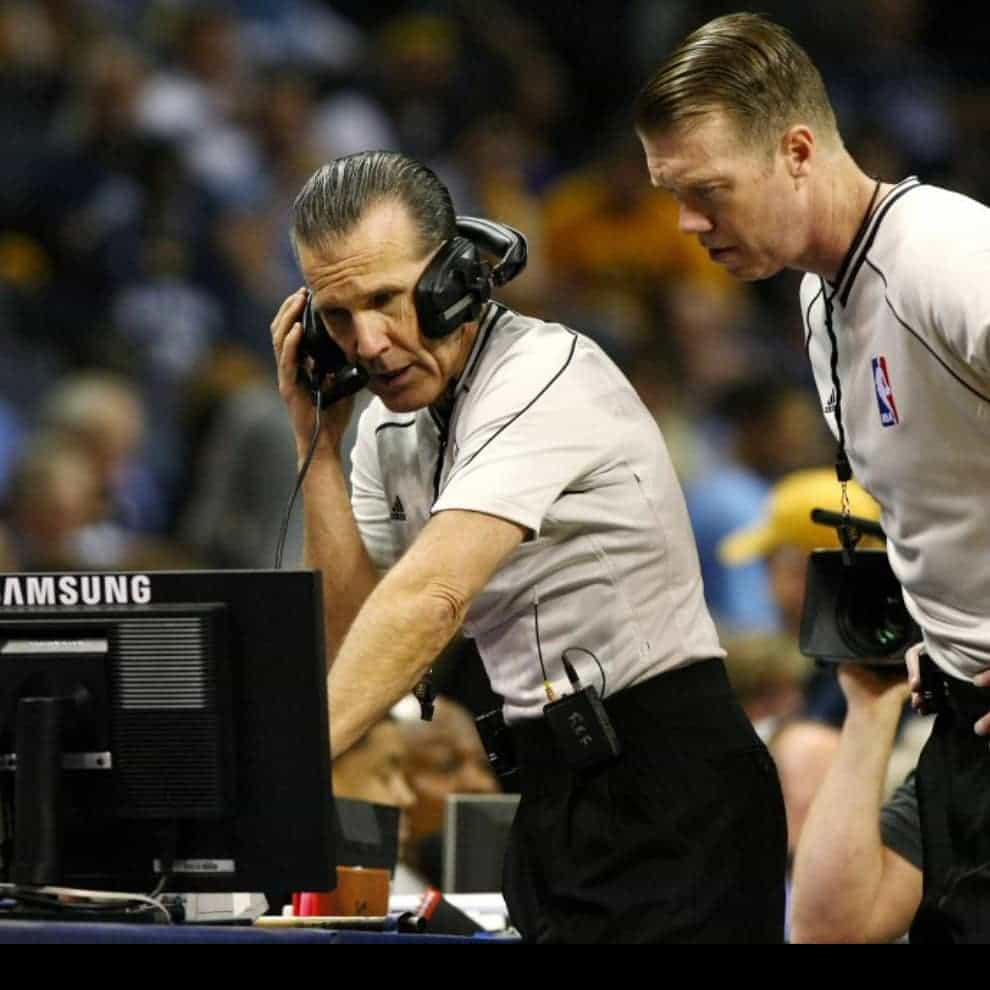 How to Become an NBA Referee 2
