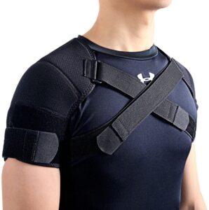Kuangmi Double Shoulder Support Brace