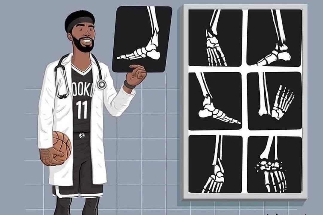 Kyrie Irving Ankle Breaker