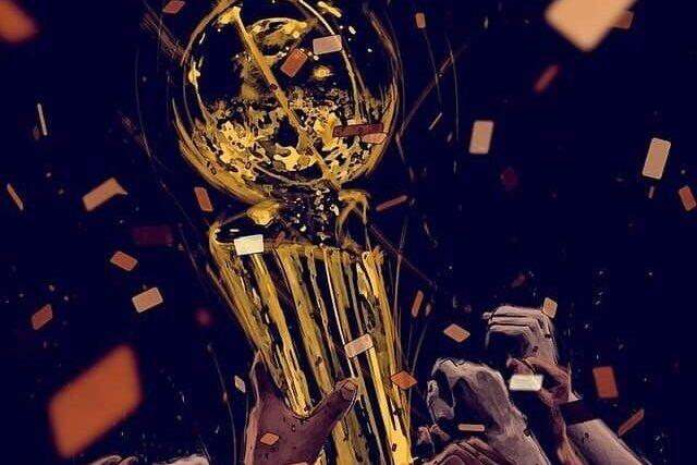 Larry O'Brien NBA Championship Trophy