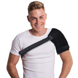 NatraCure Hot and Cold Universal Shoulder Brace Support