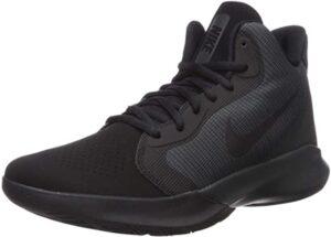Nike Unisex-Adult Precision Iii Nubuck Basketball Shoe