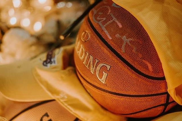 Why are Basketballs Orange