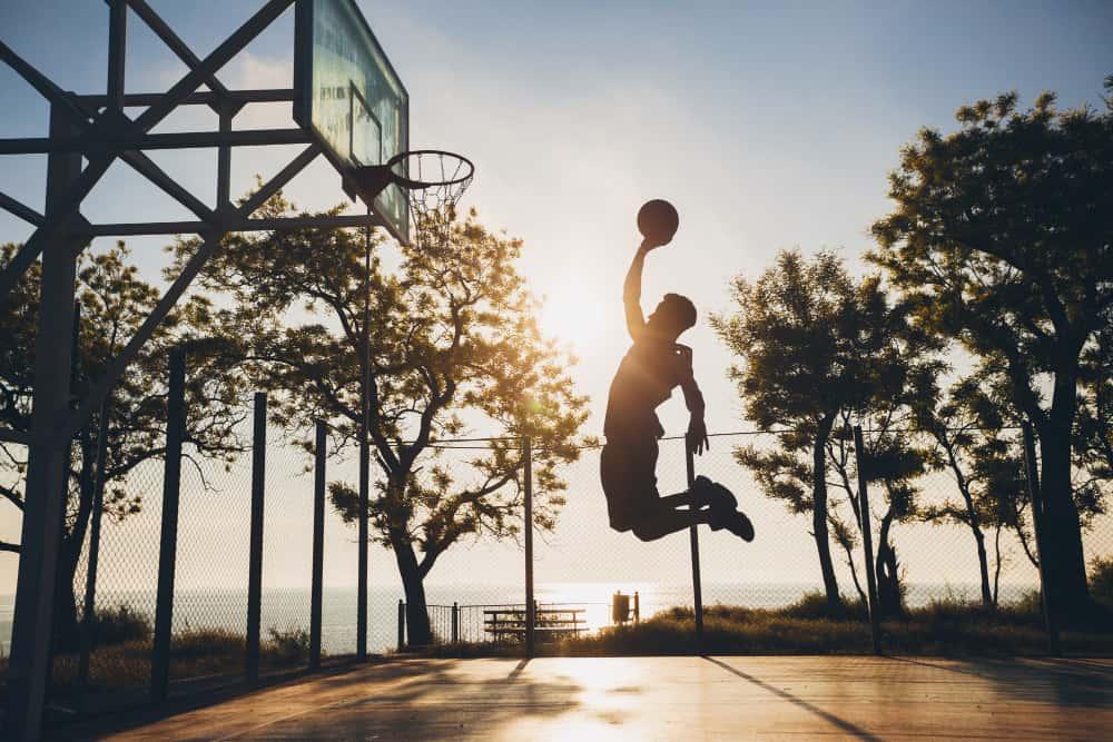can play basketball make you taller