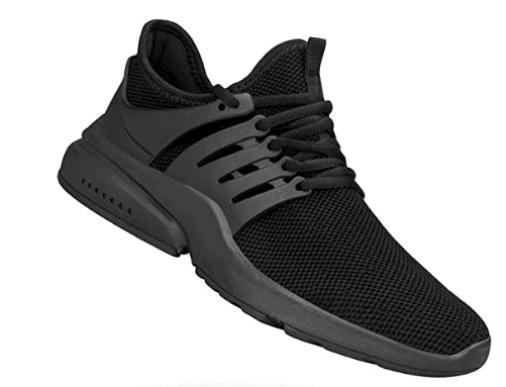 Feetmat Men's Non-Slip Gym Sneakers