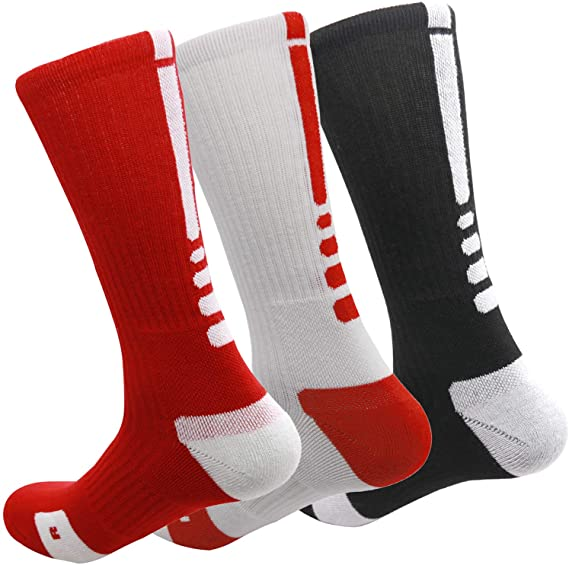MUMUBREAL Elite Basketball Socks