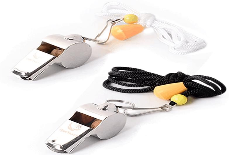 Premium Metal Whistle