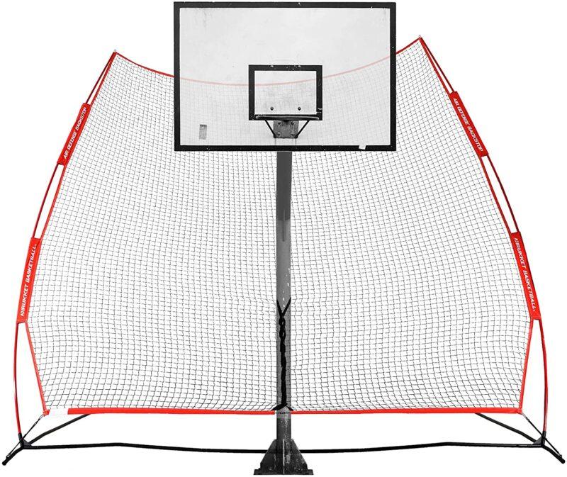 Rukket Basketball Return Net Guard and Backstop
