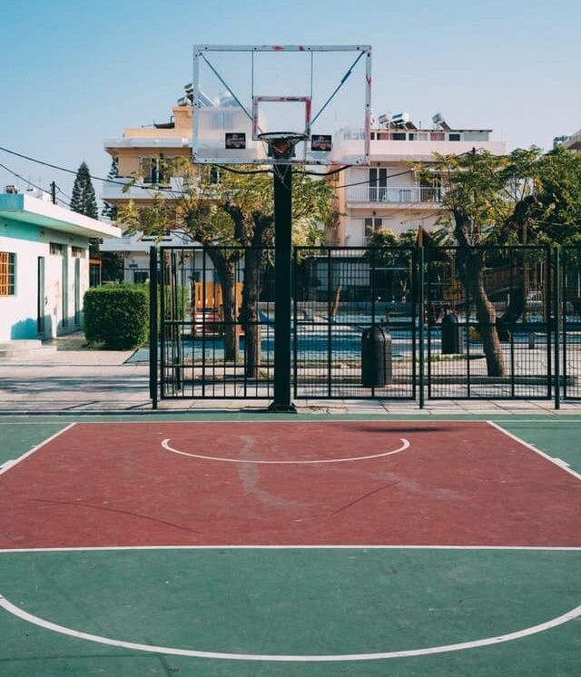 What is the Paint in Basketball 2