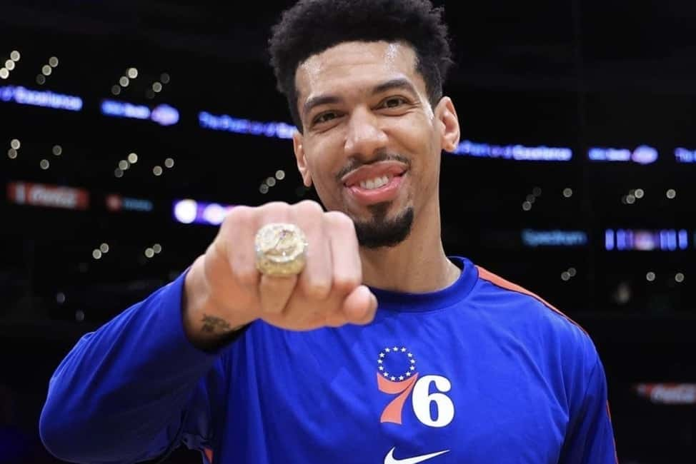 How Many Rings Does Danny Green Have