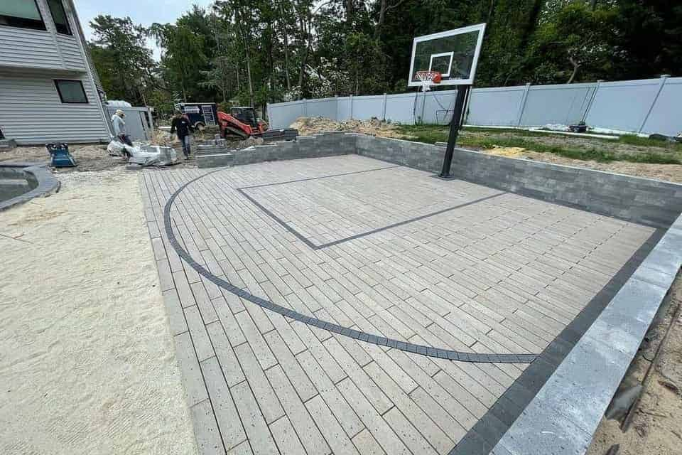 How Much Does a Basketball Court Cost 2