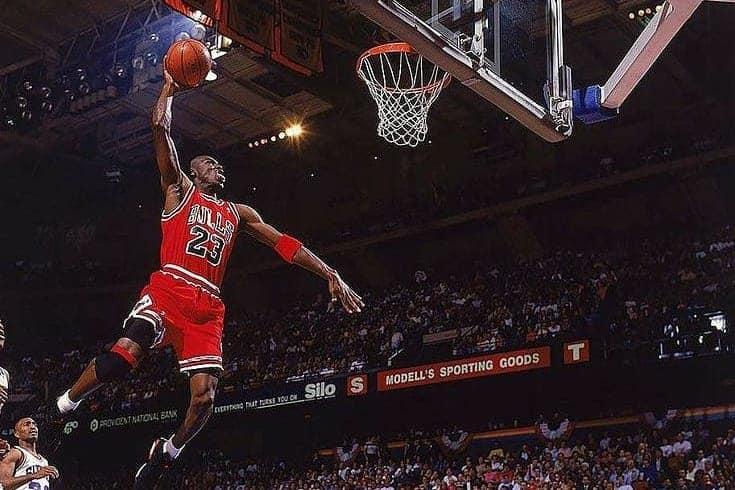 What Positions did Michael Jordan Play