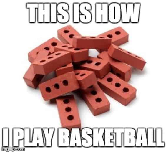 Basketball Brick Memes 1