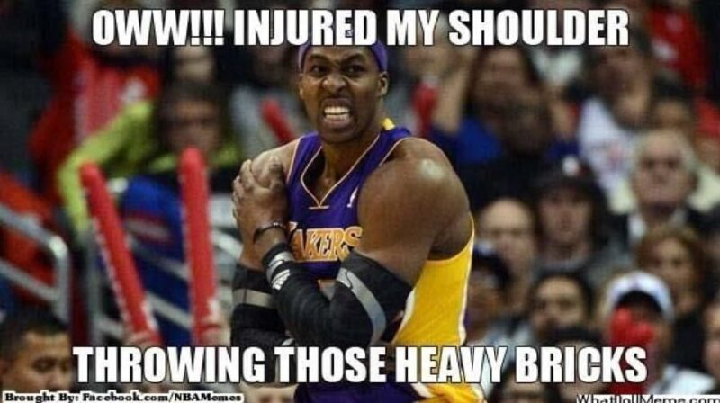Basketball Brick Memes 4 Dwight Howard