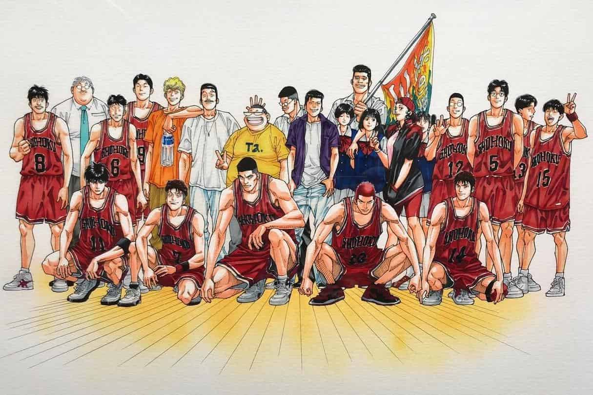 best basketball anime